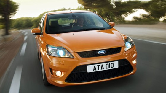Ford Focus St Facelift 2007 First Official Pictures Car Magazine