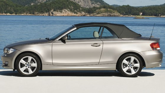 BMW 1-series Convertible (2007) first official pictures | CAR Magazine