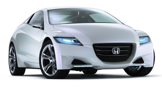 Honda Cr Z And Puyo 2007 First Official Pictures Car Magazine