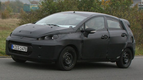 Ford Fiesta 2008 Replacement Spied Car Magazine