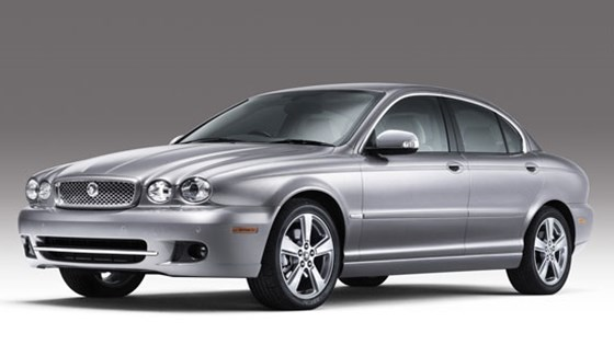 Lovely Jaguar X Type Refreshed For 2007