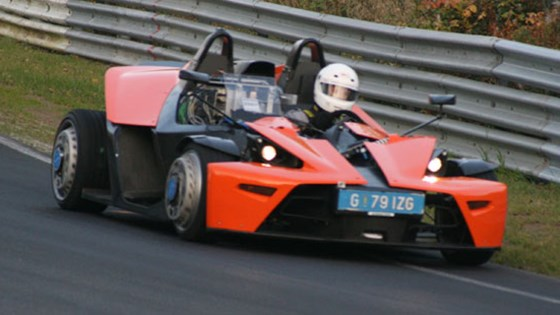 KTM X-Bow at the 'Ring (2008) | CAR Magazine