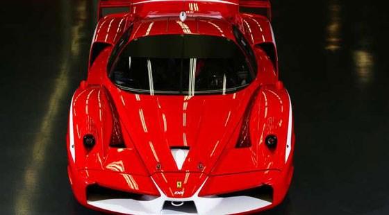 Ferrari FXX Evoluzione (2007):