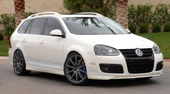 Volkswagen Jetta Sportwagon TDI by CAR Magazine