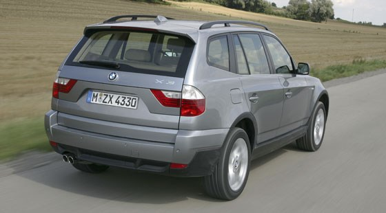 BMW X1 And X3 2007