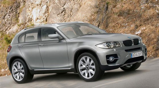bmw x1 and x3 2007 by car magazine. Black Bedroom Furniture Sets. Home Design Ideas