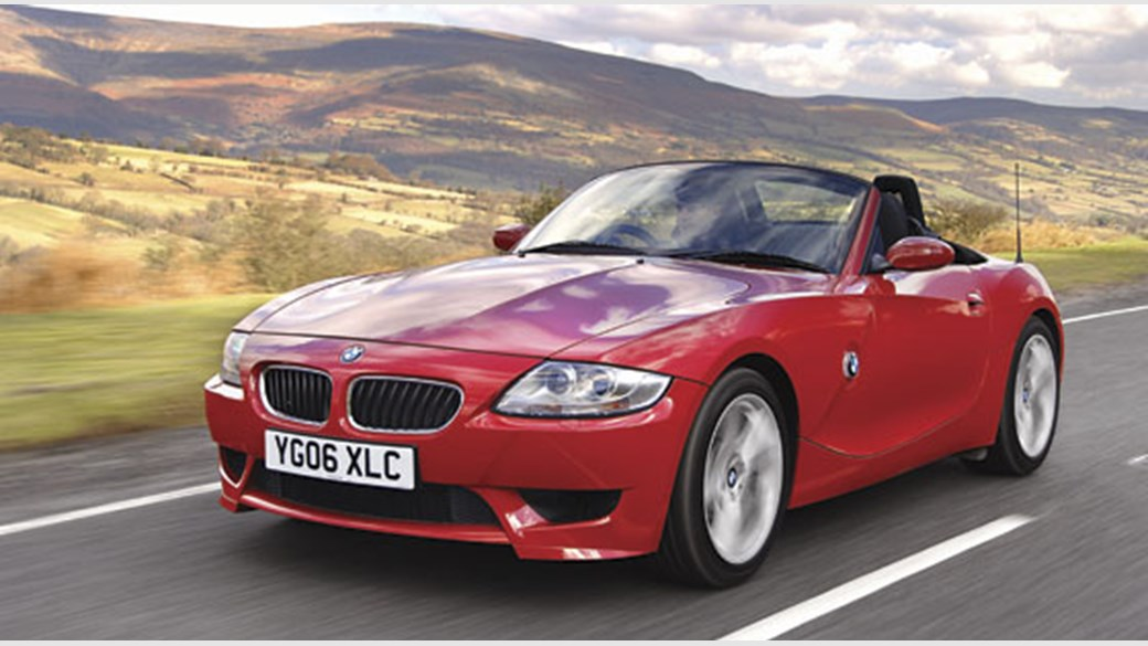 Bmw Z4 M Roadster 2006 Review