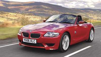 bmw z4 m coupe 2006 review car magazine