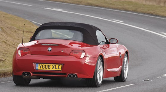 Bmw Z4 M Roadster 2006 Review Car Magazine