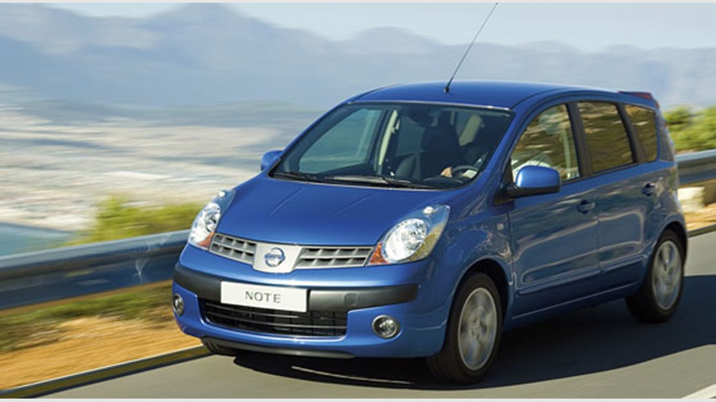 Nissan Note 1.6i (2006) review | CAR Magazine