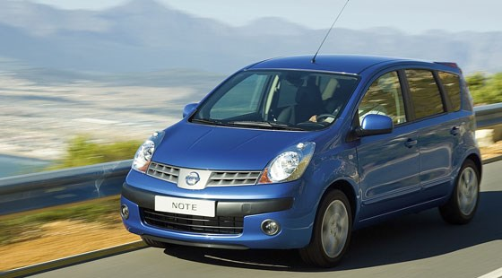 nissan note 2006 review by car magazine. Black Bedroom Furniture Sets. Home Design Ideas