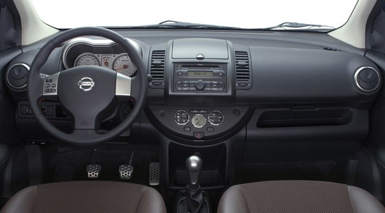 Nissan Note 16i 2006 Review Car Magazine
