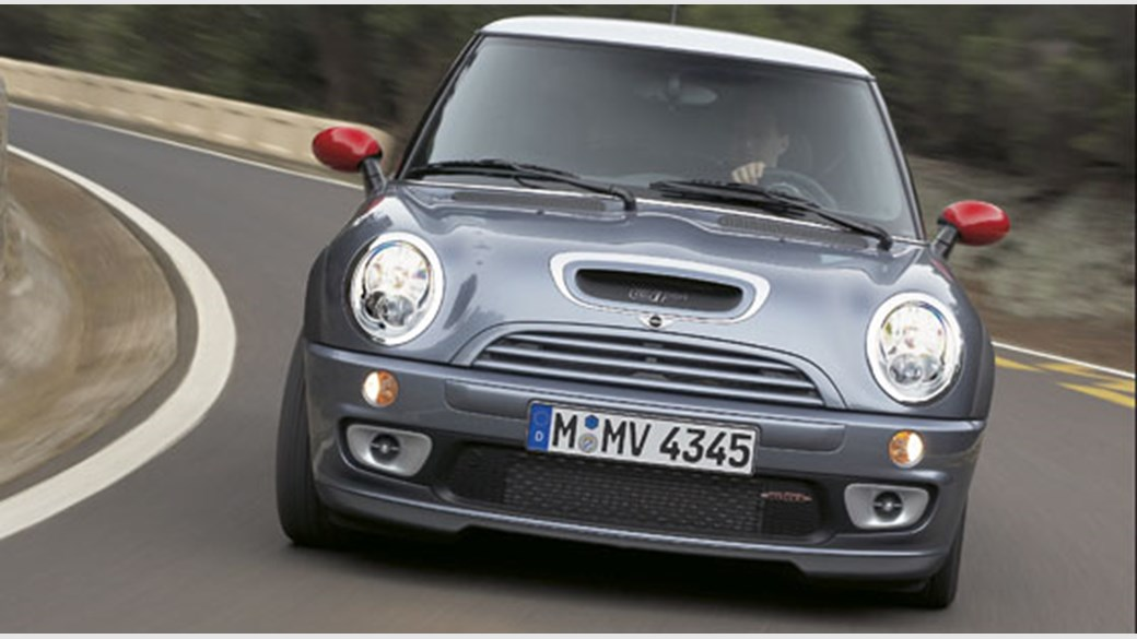 Mini Cooper S Works Gp 2006 Review