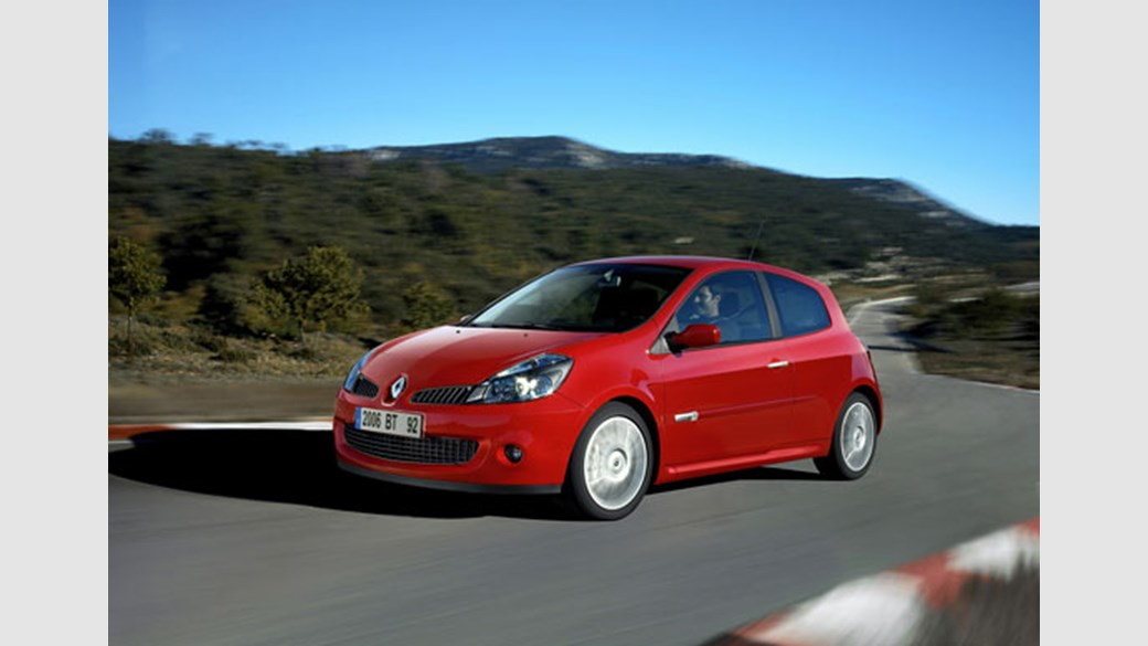 Renault Clio 197 2006 Review