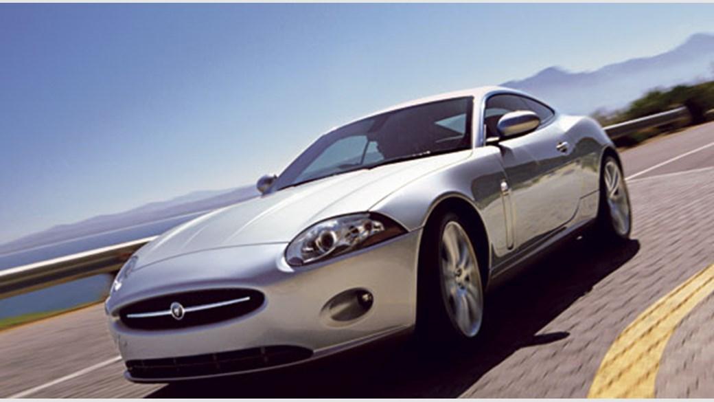 Jaguar Xk8 Coupe 2006 Review