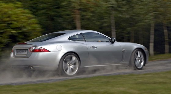 Jaguar Xk8 Coupe  2006  Review