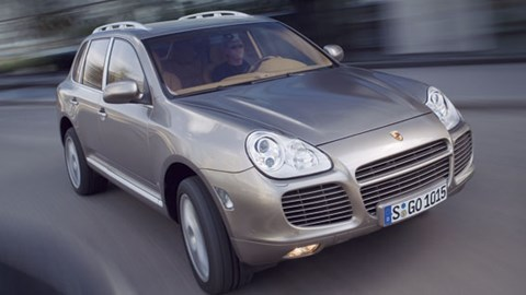 Used 2006 Porsche Cayenne Turbo S For Sale In Parker Co