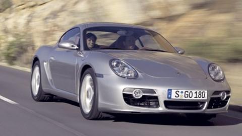 Porsche Cayman S 2006 Review Car Magazine