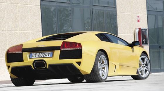 Lamborghini Murcielago Lp640 2006 Review Car Magazine