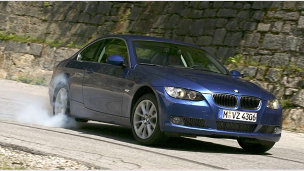 BMW I Coupe Review By CAR Magazine - Bmw 335i pictures