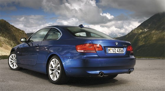 BMW 335i Coupe 2006 review by CAR Magazine