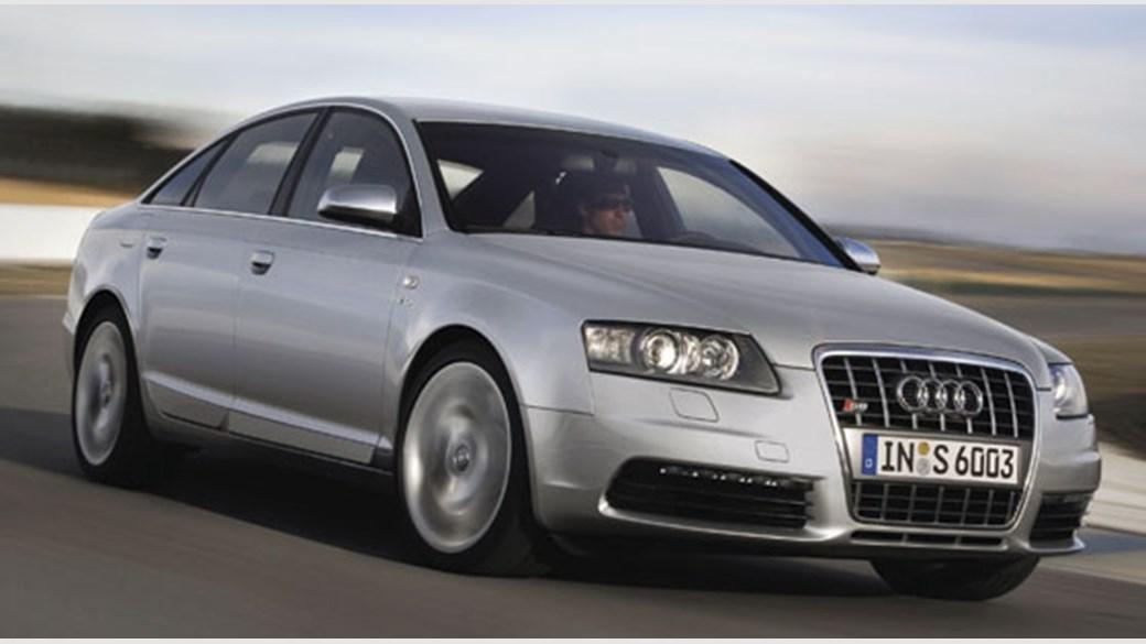 Audi S Review CAR Magazine - Audi s6 review