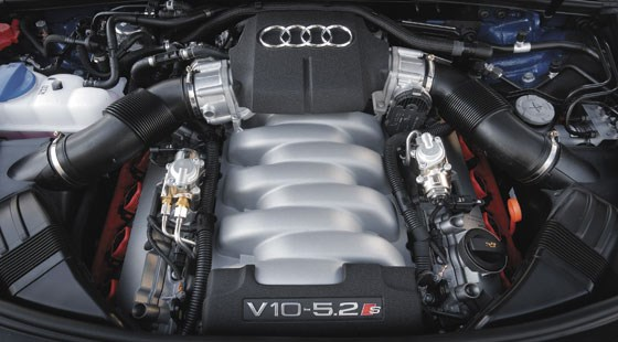 Audi S6 (2006) review by CAR Magazine