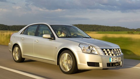 Cadillac BLS 1.9D (2007) review | CAR Magazine