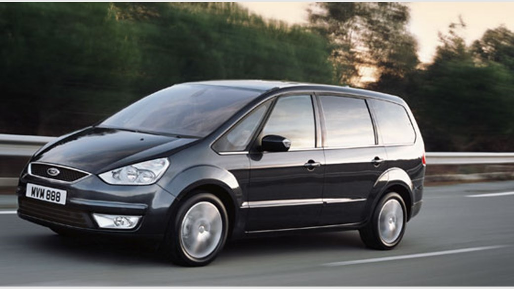 Ford Galaxy 2.0 TDCi 180 (2015) review by CAR Magazine