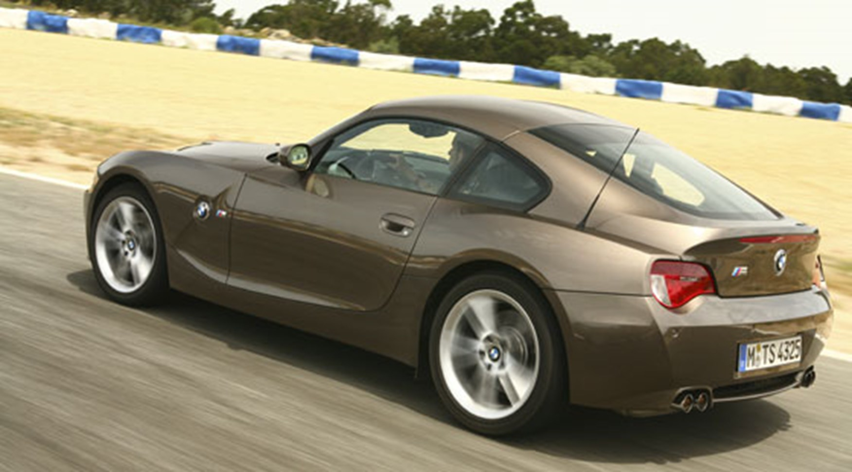 Bmw Z4 M Coupe 2006 Review Car Magazine