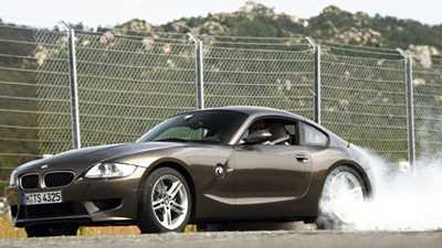 BMW Z4 M Coupe (2006) review | CAR Magazine