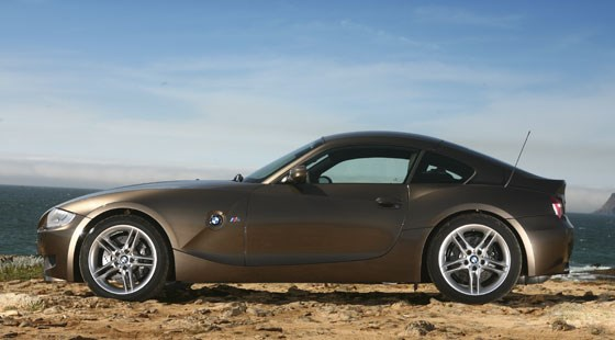 Bmw Z4 M Coupe 2006 Review By Car Magazine
