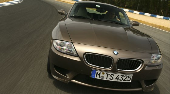 BMW Z4 M Coupe (2006) review by CAR Magazine