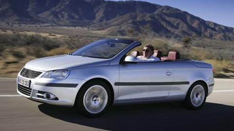 VW Eos 2 0T (2006) review | CAR Magazine