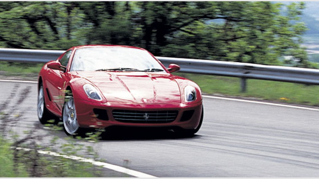 Ferrari F599 Gtb Fiorano 2006 Review Car Magazine