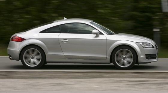 Audi TT 3.2 V6 quattro (2006) review | CAR Magazine Audi V Powercurve on