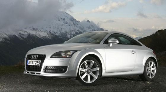 Audi TT 32 V6 quattro 2006 review by CAR Magazine
