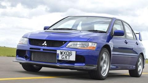 Mitsubishi Evo IX FQ360 (2006) review | CAR Magazine