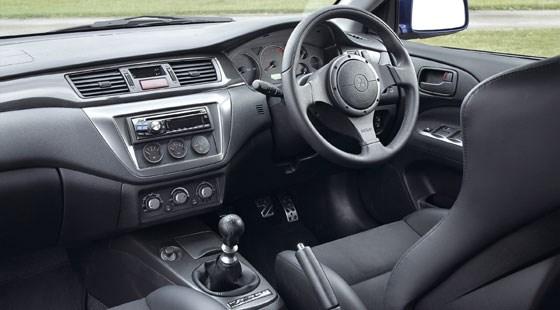 Mitsubishi Evo Ix Fq360 2006 Review Car Magazine