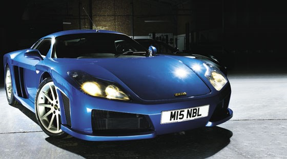 Noble M15 2007 Review Car Magazine