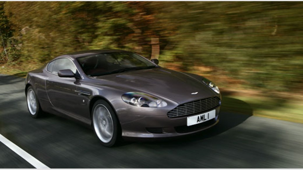 Aston Martin DB Sports Pack Review CAR Magazine - 2006 aston martin