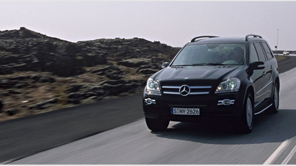 Mercedes GL500 (2006) review | CAR Magazine