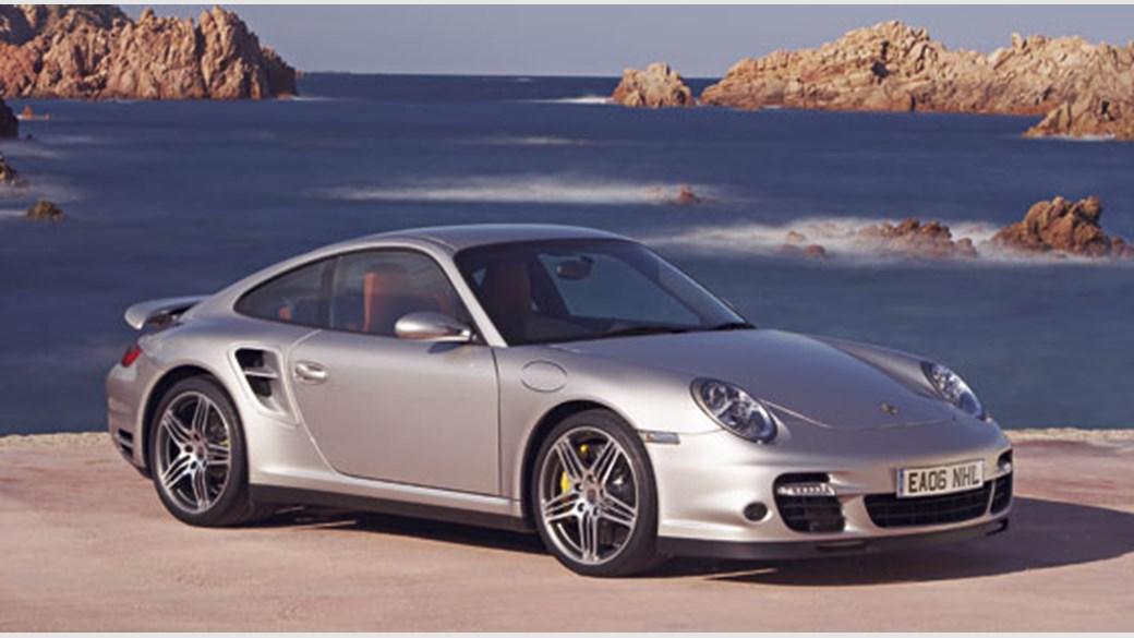 Porsche 911 Turbo (2006) review | CAR Magazine