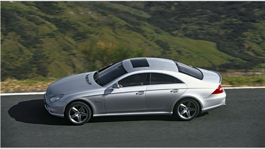 Mercedes CLS by CAR Magazine