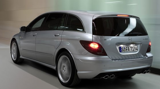 Mercedes r63 amg 2006 review by car magazine for Mercedes benz worldwide sales figures