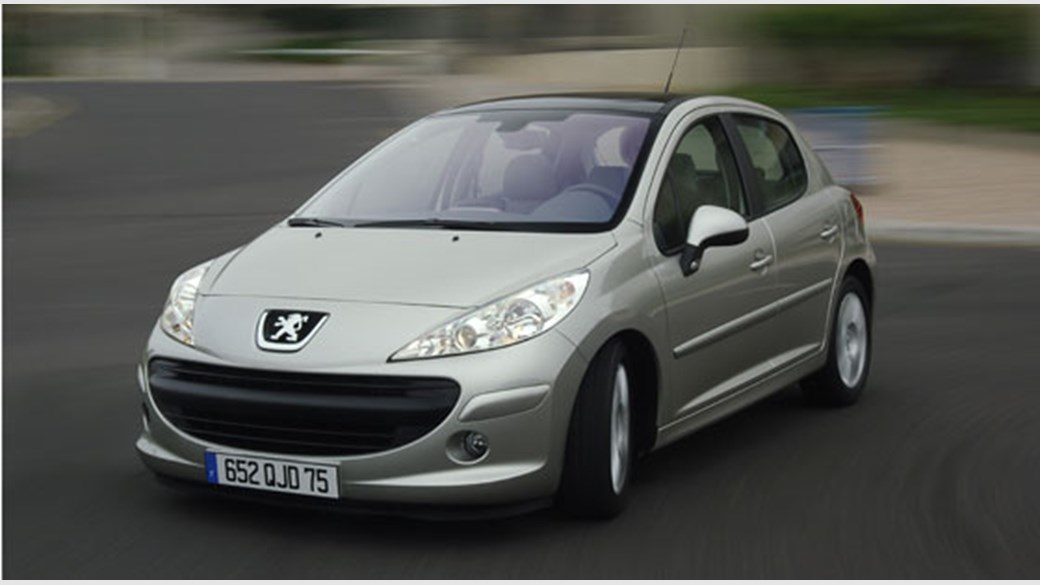 peugeot 207 1.6 hdi (2006) reviewcar magazine