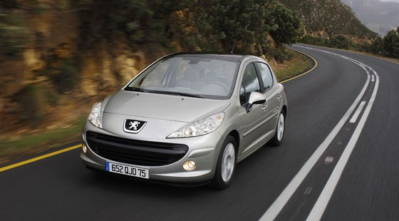 peugeot 207 1 6 hdi 2006 review by car magazine. Black Bedroom Furniture Sets. Home Design Ideas