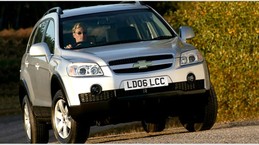 Chevrolet Captiva 2 0d Lt 2006 Review Car Magazine