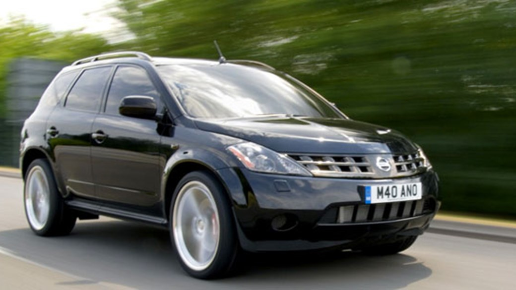 Marvelous Nissan Murano GT C (2006) Review