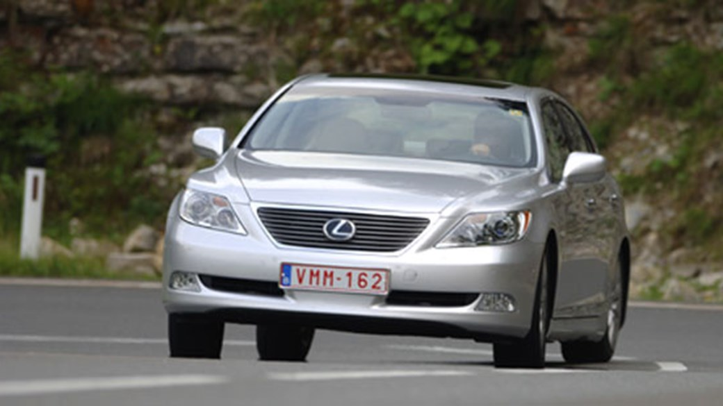 Lexus LS460 (2006) Review